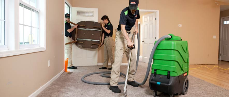 Council Bluffs, IA residential restoration cleaning